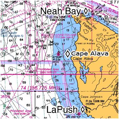 Neah Bay LaPush Salmon University