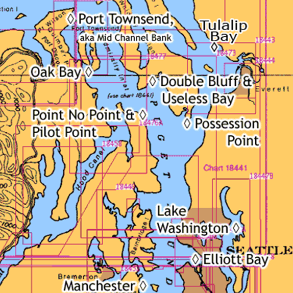 Puget Sound North – Salmon University