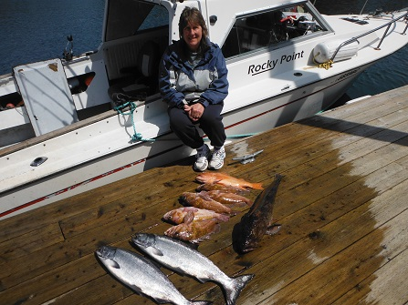 Fishing reports for may 12 salmon university for Westport wa fishing report