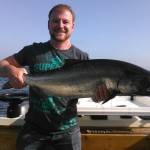 June 10: Brendan Otoole with a nice Chinook