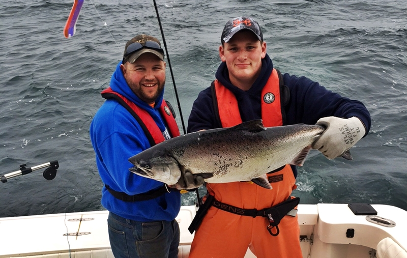 Wesport fishing