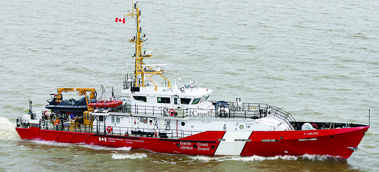 Canadian Coast Guard Hero-class patrol ship