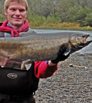 Fishing reports for october 28 salmon university for Westport wa fishing report