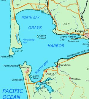 Grays Harbor Closure Criticized – Salmon University