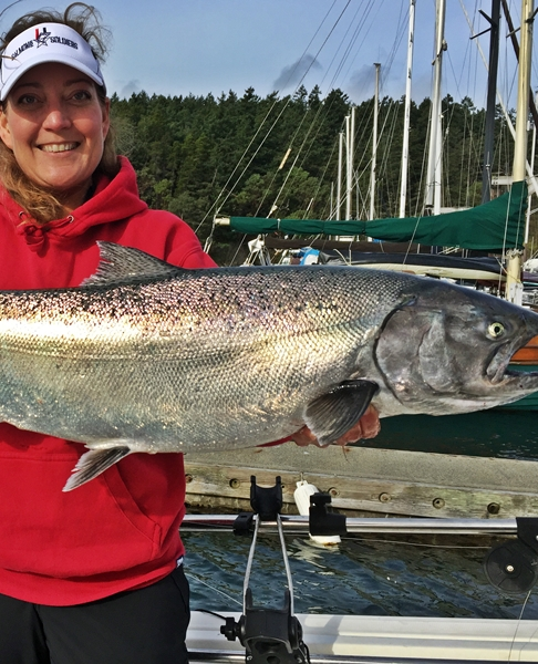 Fishing reports for february 10 salmon university for Westport wa fishing report