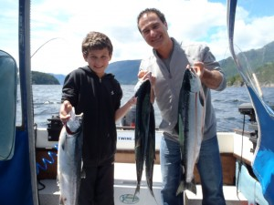 Sockeye fishing in the Alberni Inlet in 2015 was unbelievable. We hope that 2016 will be as good. Family from Vancouver fished with Doug of slivers Charters and did well Sockeye fishing in the Alberni Inlet. We expect with weather and environment conditions that Sockeye Fishing in the Alberni Inlet should be under way By mid June in 2016.