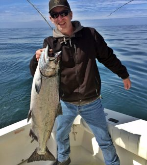 Fishing reports for july 13 salmon university for Westport wa fishing report