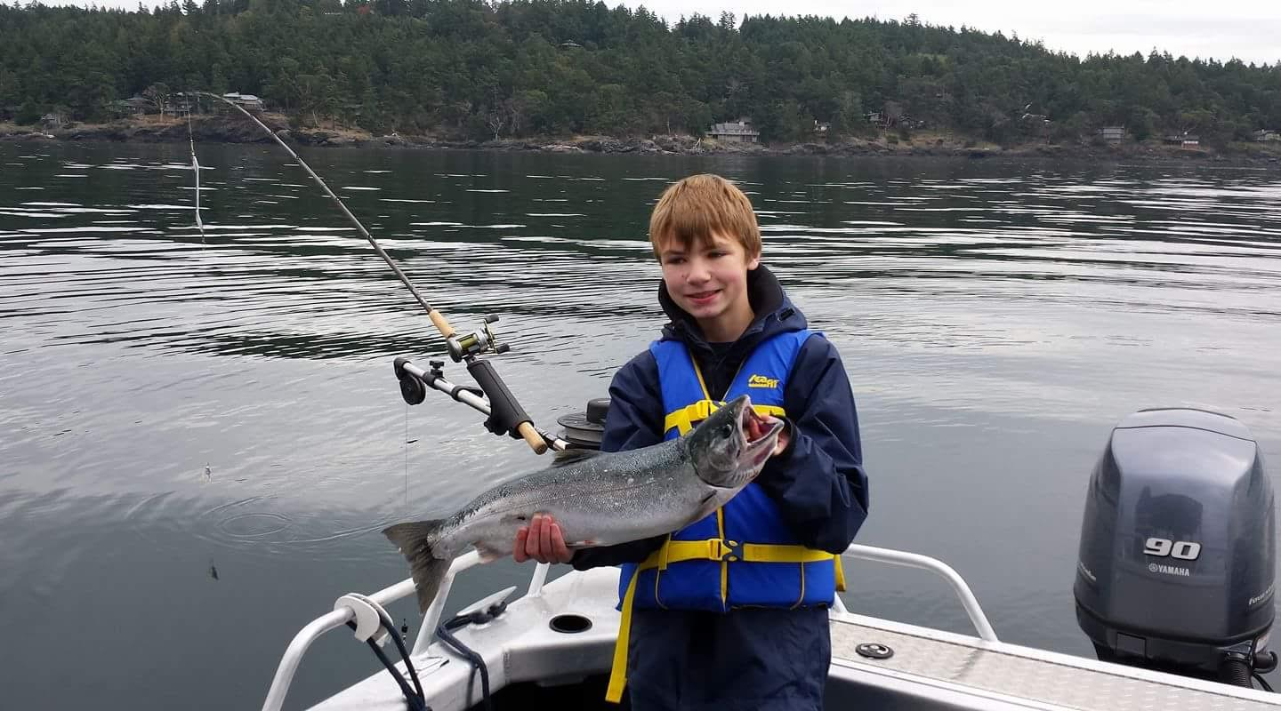 fishing reports for february 8 salmon university